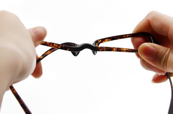 【警惕!!!】千万别用变形的眼镜架了!!!