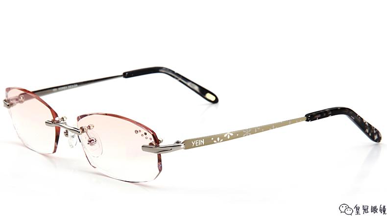 如何保养无框眼镜,皇冠眼镜来告诉你